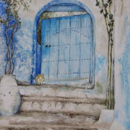 An Open Door – giclee print