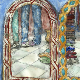 Cultural Reflection – giclee print