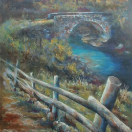 The Forgotten Bridge – giclee print