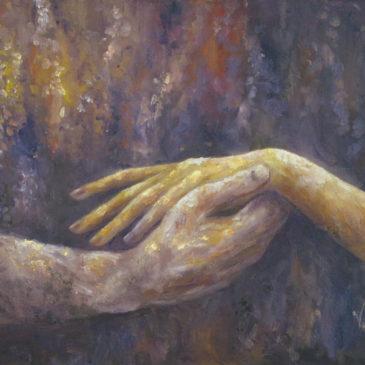 Jenna's Hands